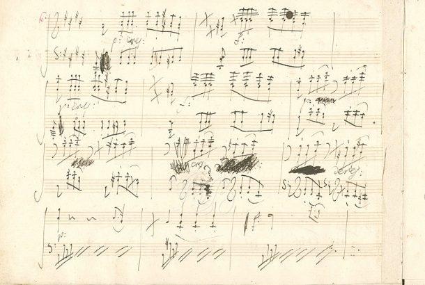 【News】「音の考察」の掲載をスタートしました!ベートーヴェンの音楽の秘密を紐解きます。
