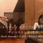【演奏動画】ベートーヴェン「テンペスト」 第3楽章 Beethoven Piano sonata No.17 Tempest 3rd.mov